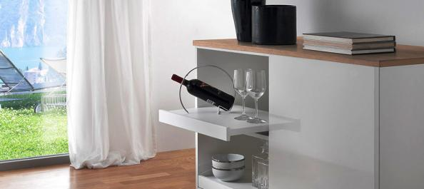 Corrediças para Prateleiras - Shelf